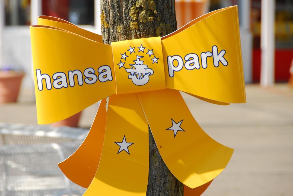 Der Hansa Park - Deutschlands einziger Erlebnispark am Meer