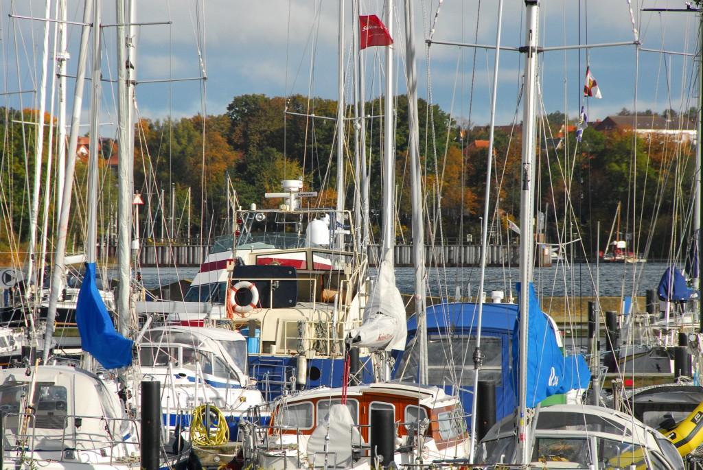 Kurzurlaub Ostsee - in der Ancora Marina