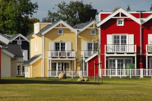 Familienurlaub Ostsee im Wlan Ferienhaus Ostseeblick