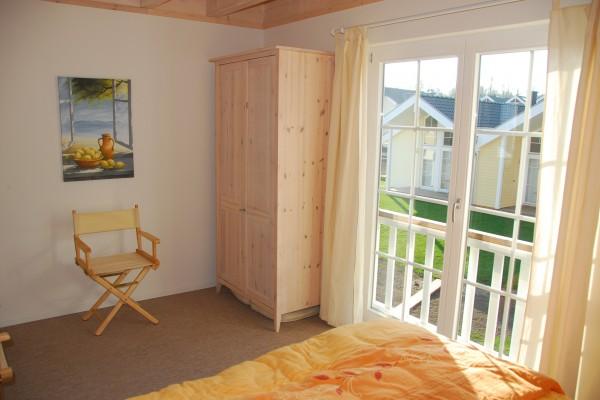 Urlaub mit Baby in Deutschland - das Schlafzimmer