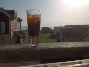 Bewertungen für das Ferienhaus Ostseeblick - Genießen Sie den Meerblick vom Balkon aus.